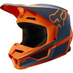 Youth Orange V1 Przm Helmet - 20084-009-M