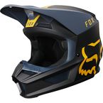 Navy/Yellow V1 Mata Helmet - 21862-046-L