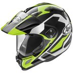 Black/White/Fluorescent Yellow XD4 Catch Helmet - 807813