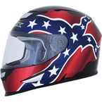 Gloss Black FX-99 Rebel Helmet  - 0101-11373