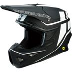Black/White F.I. Session Helmet - 0110-5727