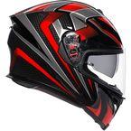 Red K-5 S Hurricane 2.0 Helmet - 210041O2HY02409