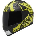 Hi-Vis/Black War Path SS700 Helmet - 880799