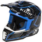 Black/Blue F5 Demolish Helmet - 3910-000-140-008