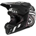 Black/White GPX 6.5 Carbon V19.1 Helmet - 1019103243