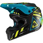 Black/Lime GPX 5.5 Composite V19.1 Helmet - 1019200253