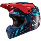 Ink/Blue GPX 5.5 Composite V19.1 Helmet - 1019200263