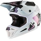Black/White GPX 5.5 Composite V19.1 Helmet - 1019200283