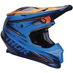 Navy/Blue Sector Warp Helmet - 0110-6047