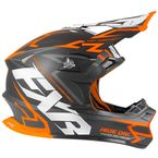 Black/Orange Blade 2.0 Vertical Helmet - 190602-1030-13