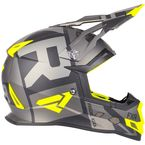 Black/Hi-Vis/Charcoal Boost Clutch Helmet - 190606-1065-10