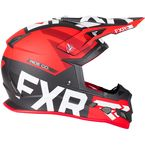 Black/Red Boost EVO Helmet - 190607-1020-10