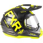 Black/Hi-Vis Torque X EVO Helmet w/Electric Shield - 190610-1065-16