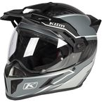 Gray Krios Karbon Adventure Valiance Helmet - 3510-000-130-008