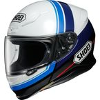 White/Black/Navy/Blue RF-1200 Philosopher TC-2 Helmet - 0109-3602-06