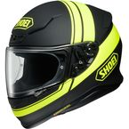 Matte Black/Yellow RF-1200 Philosopher TC-3 Helmet - 0109-3603-06