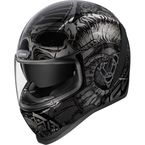Black Airform Sacrosanct Helmet - 0101-12117