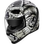 White Airform Sacrosanct Helmet - 0101-12131