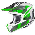 Green/White/Gray  i50 Argos MC-4 Helmet - 1304-943