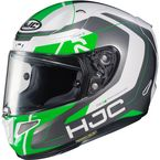 Green/White/Gray RPHA-11 Pro Chakri MC-4 Helmet - 1953-943
