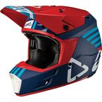 Ink/Blue GPX 3.5 V19.2 Helmet - 1019102203