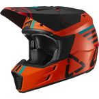 Youth Junior Orange GPX 3.5 Helmet - 1019102441