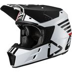 Youth Junior White GPX 3.5 Helmet - 1019102451