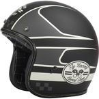 Wrench Black/Vintage White .38 Helmet - 73-8238-7