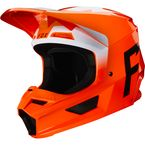 Fluorescent Orange V1 Werd Helmet - 23978-824-L