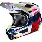 Youth Multi V2 Kresa Helmet - 23982-922-YL