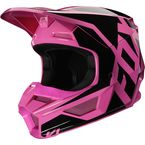 Youth Pink V1 Prix Helmet - 23983-170-YL