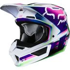 Youth Multi V1 Gama Helmet - 23984-922-YL