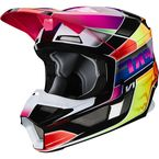 Youth Multi V1 Yorr Helmet - 23985-922-YL