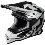 Matte White Mode MX Flow Helmet - 35-2106
