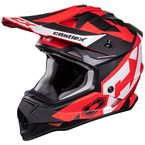Youth Matte Red Mode MX Flow Helmet - 35-2916