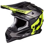 Youth Matte Hi-Vis Mode MX Flow Helmet - 35-2936
