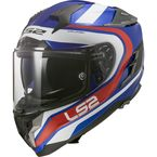 Blue/Red Challenger GT Fusion Helmet - 327-1114