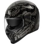 Black Airform Lycan Helmet - 0101-12646
