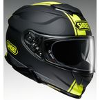Matte Black/Hi-Vis Yellow GT-Air II Redux TC-3 Helmet - 0119-1003-05