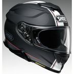 Matte Black/White GT-Air II Redux TC-5 Helmet - 0119-1005-06