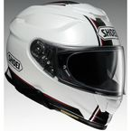 Metallic White GT-Air II Redux TC-6 Helmet - 0119-1006-06
