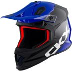 Blue/Black TX319 Metric Helmet - 511813#