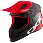 Red/Black TX319 Metric Helmet - 511844#