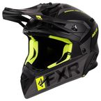 Black/Hi-Vis Helium Ride Co. Helmet - 200611-1065-13