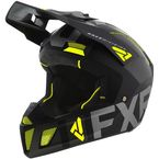 Black/Charcoal/Hi-Vis Clutch EVO Helmet - 200609-1065-13