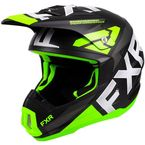 Lime Torque Team Helmet - 200621-7000-10