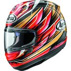Black/Red/Gold Corsair-X Nakagami Helmet - 807074