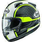 Matte Yellow Frost Quantum-X Take Off Helmet - 802483