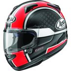 Red Quantum-X Take Off Helmet - 802473