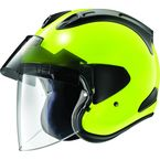 Fluorescent Yellow Ram-X Helmet - 886035